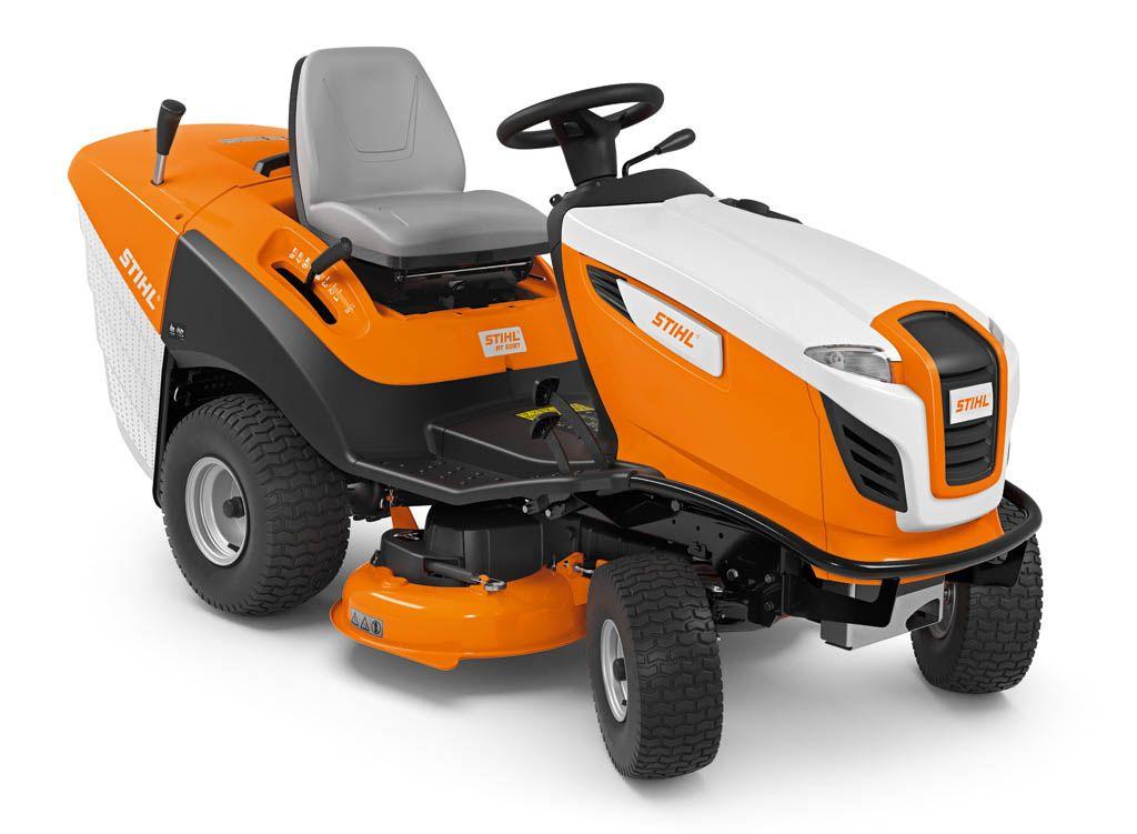 Stihl RT5097 Petrol Ride On Lawn Mower 95cm