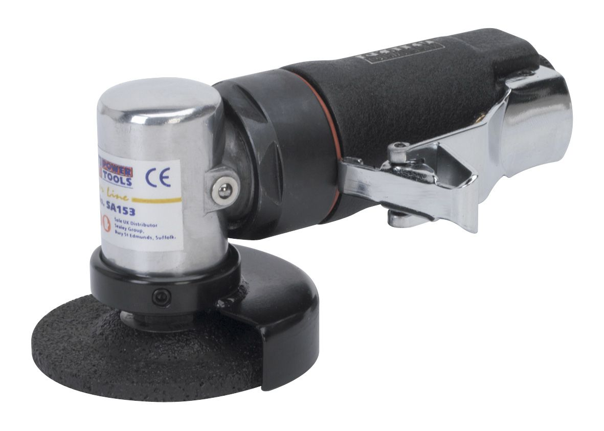 Sealey Air Mini Angle Grinder Ø58mm