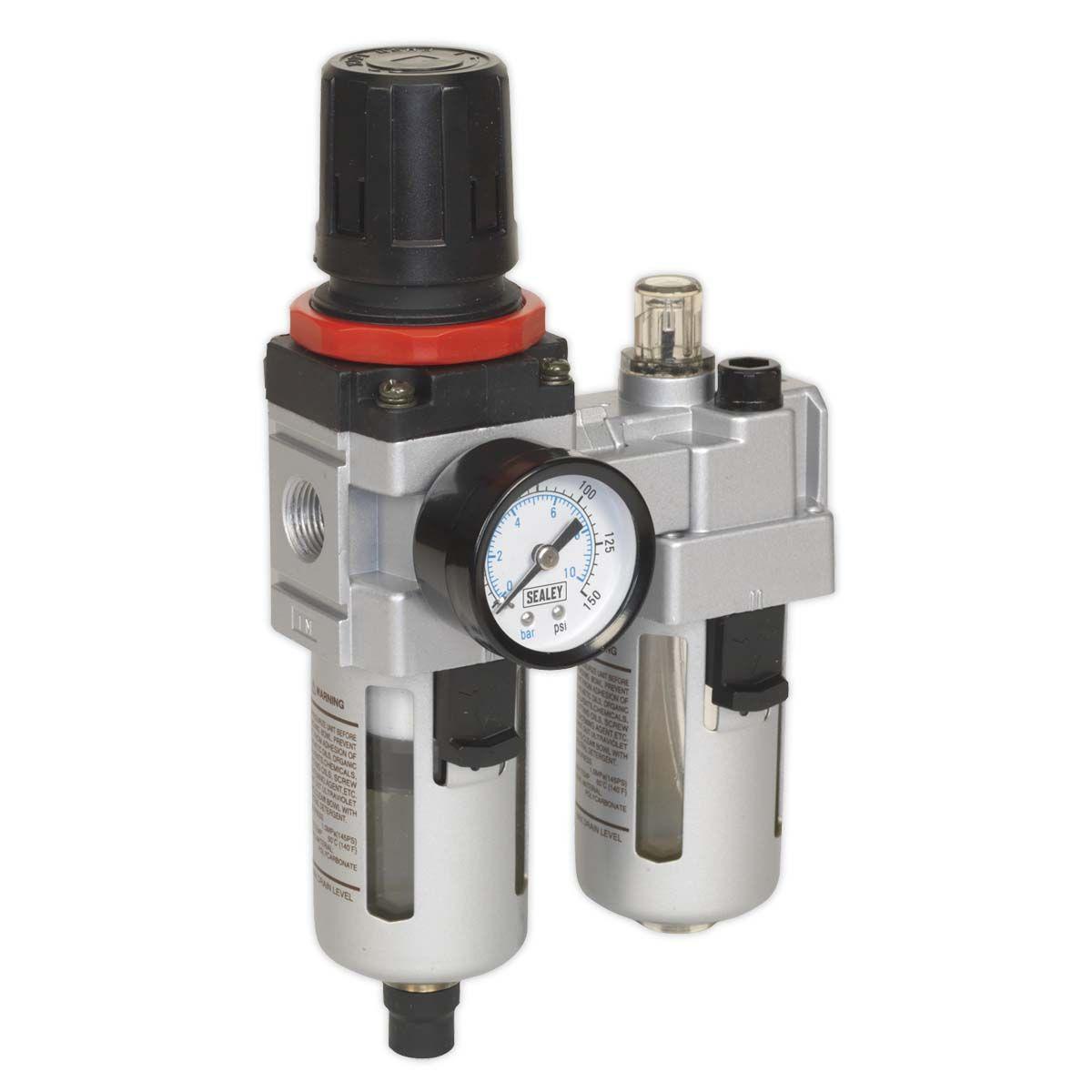 Sealey Air Filter/Regulator/Lubricator