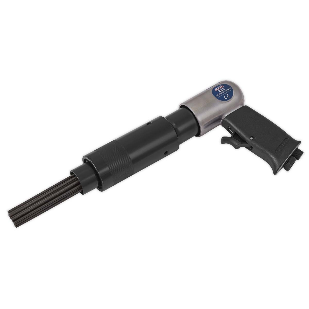 Sealey Air Needle Scaler - Pistol Type