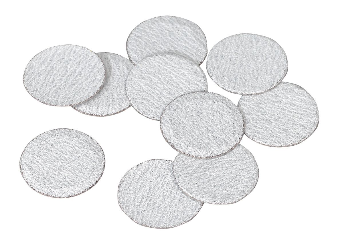Sealey Sanding Disc 50mm Packs of 10