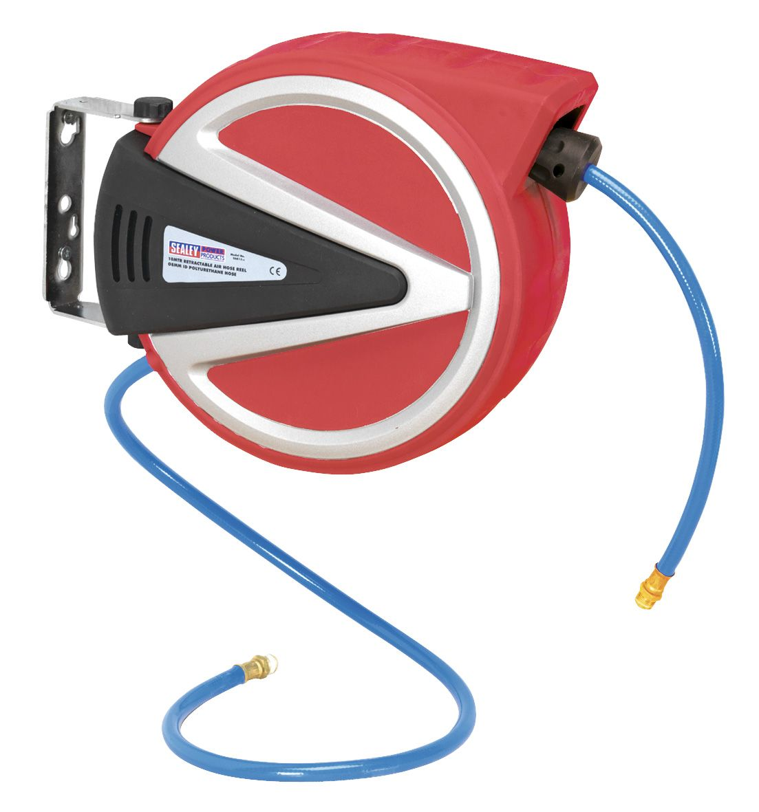 Sealey Retractable Air Hose Reel PU Hose