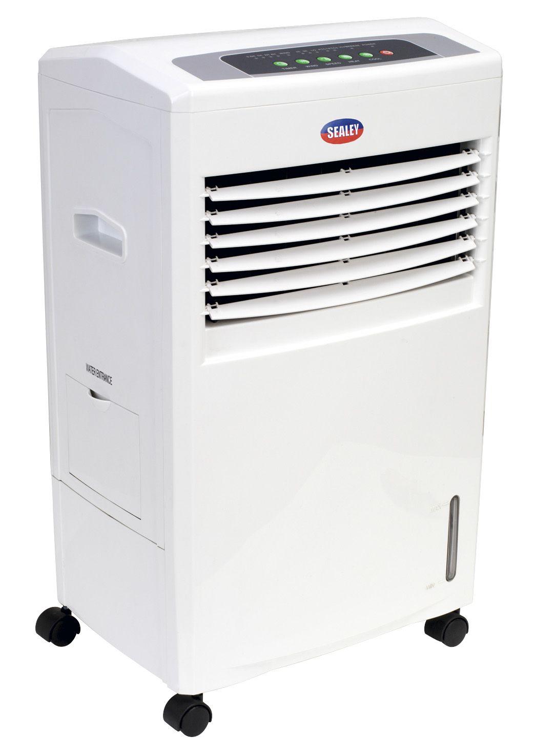 Sealey Air Cooler/Heater/Air Purifier/Humidifier