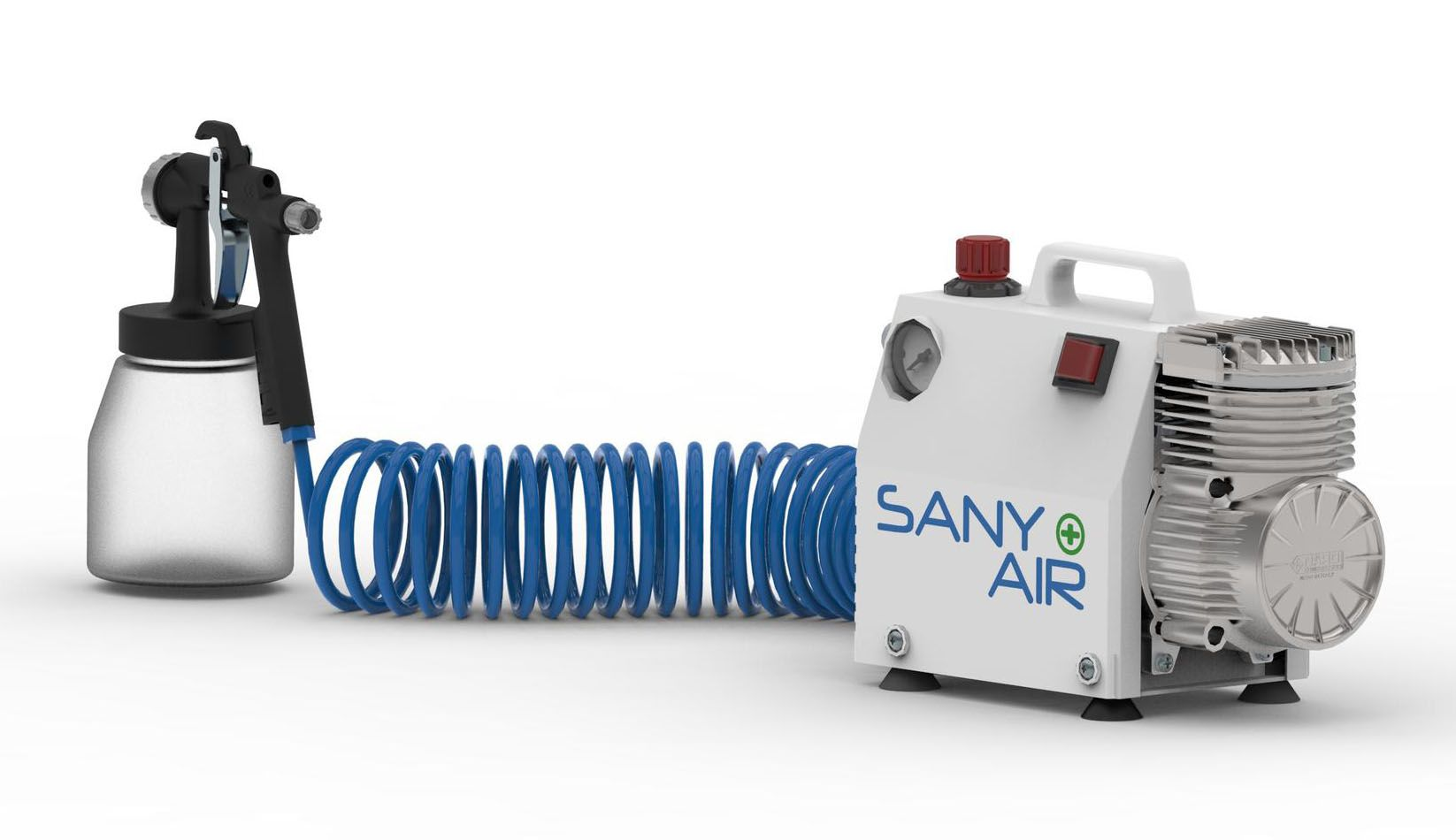 Sany-Air Surface Sanitising Compressor Sprayer