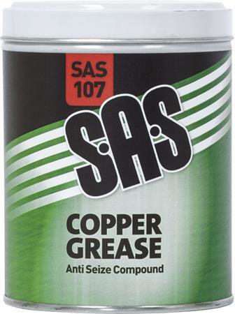 SAS Copper Grease 500g Tin