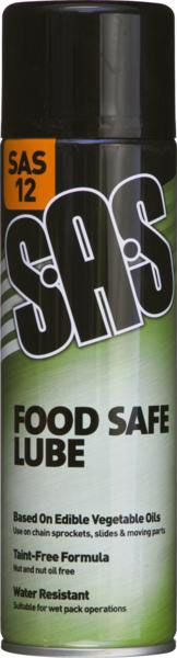SAS Foodsafe Lube 500ml