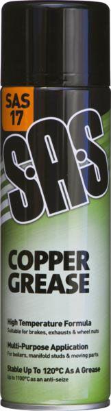 SAS Copper Grease 500ml