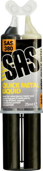SAS Quick Metal Liquid 25ml