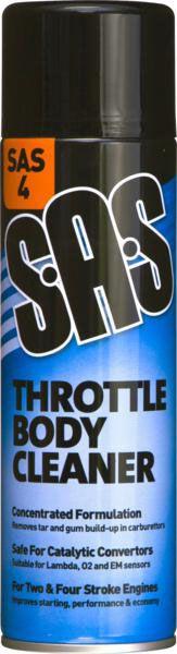SAS Throttle Body Cleaner 500ml