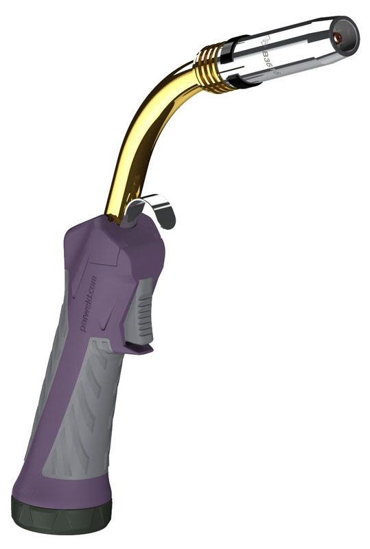 Parweld Pro-Grip Max SB360A Air Cooled Mig Welding Torches With Euro Fitting