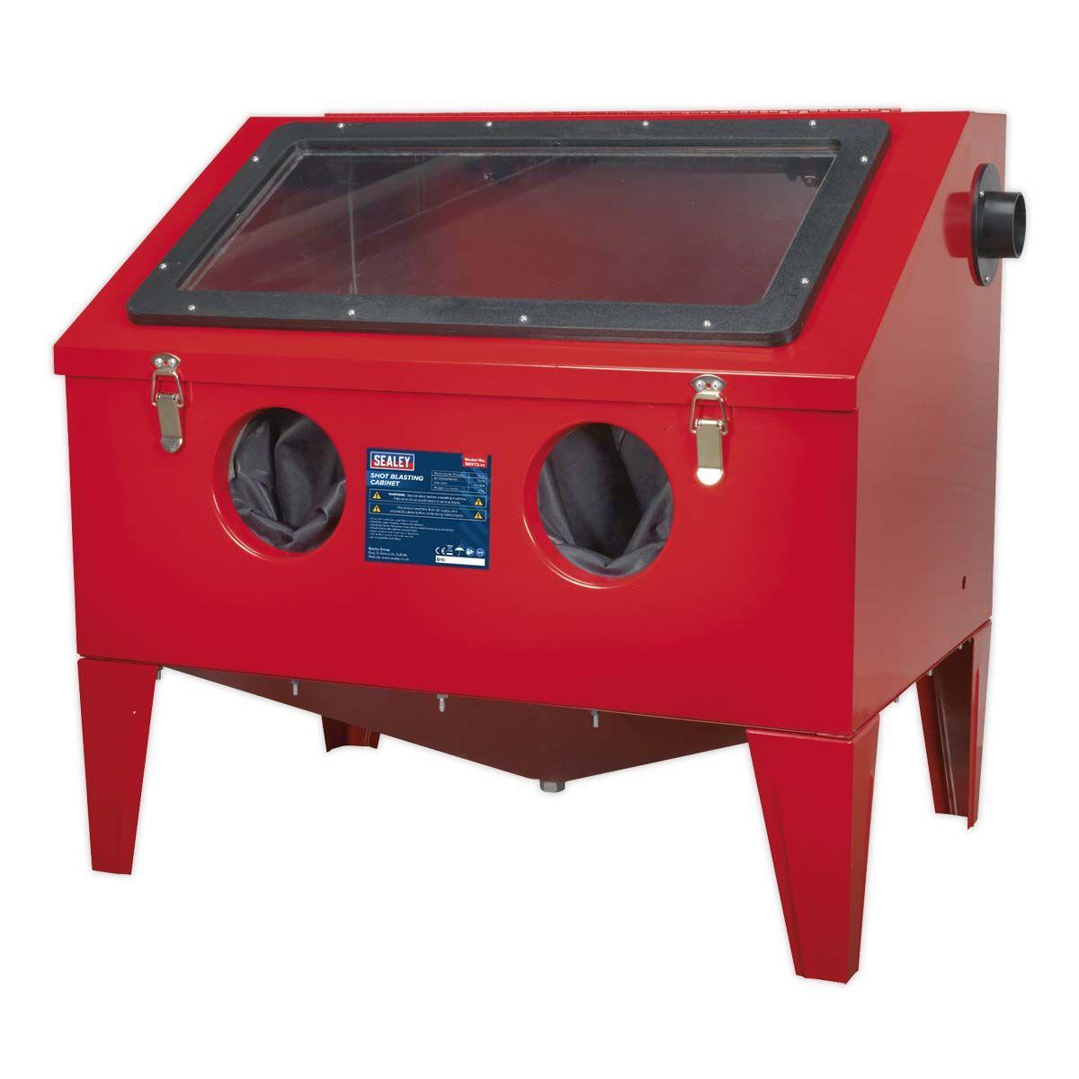 Sealey Shot Blasting Cabinet 760 x 510 x 715mm