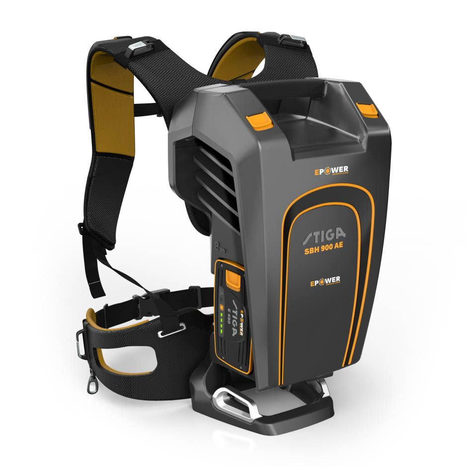 Stiga SBH900PAE Battery Backpack Harness BODY ONLY