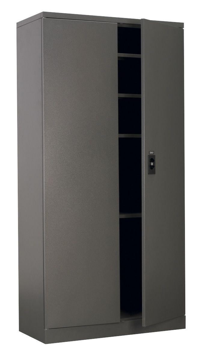 Sealey Floor Cabinet 4 Shelf 2 Door