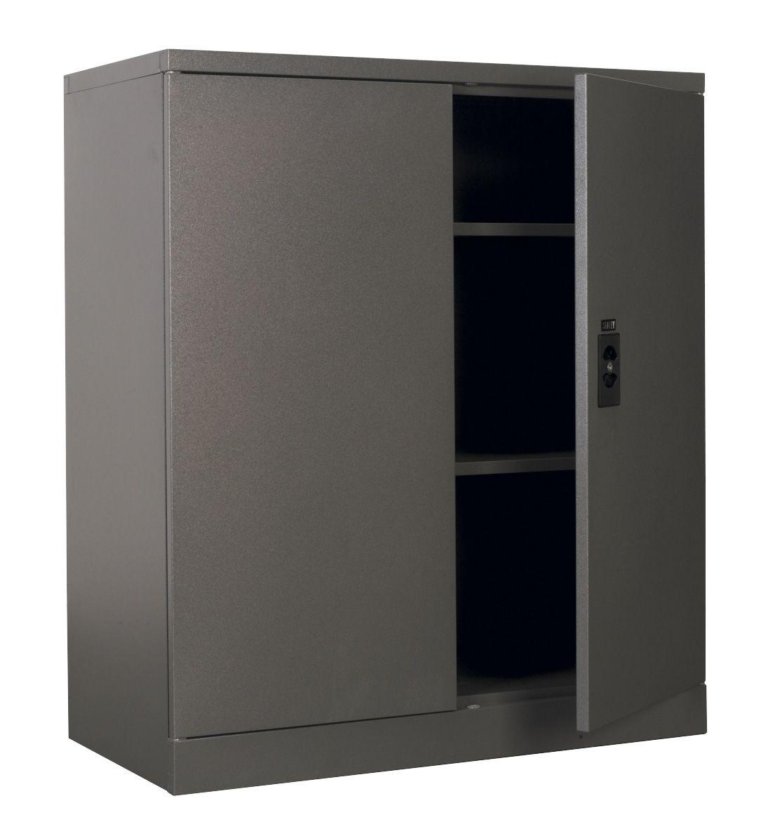 Sealey Floor Cabinet 2 Shelf 2 Door