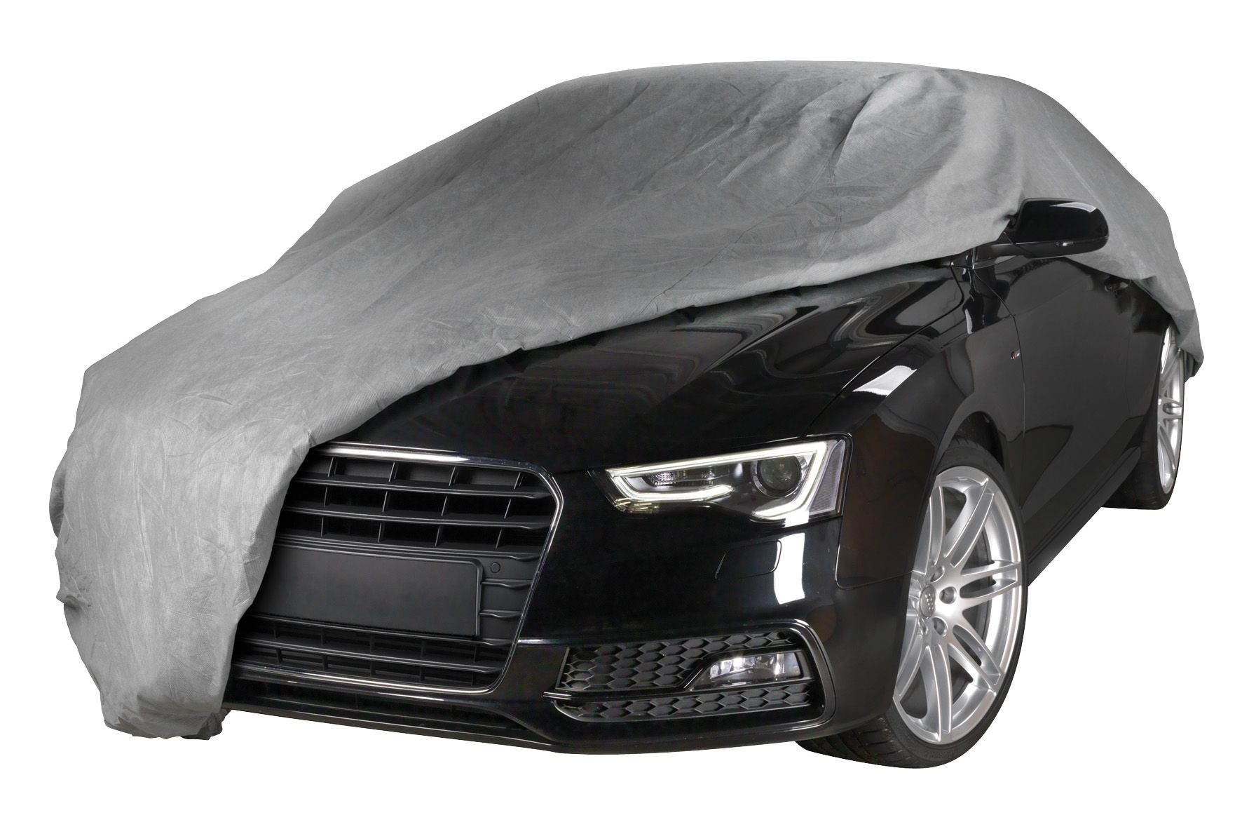 Sealey All Seasons Car Cover 3-Layer - Extra Large
