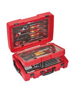 Teng Tools SCE1 Service Case Tool Set EVA Foam