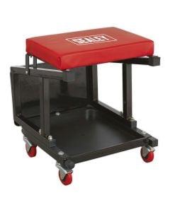 Sealey Mechanic's Utility Seat & Step Stool