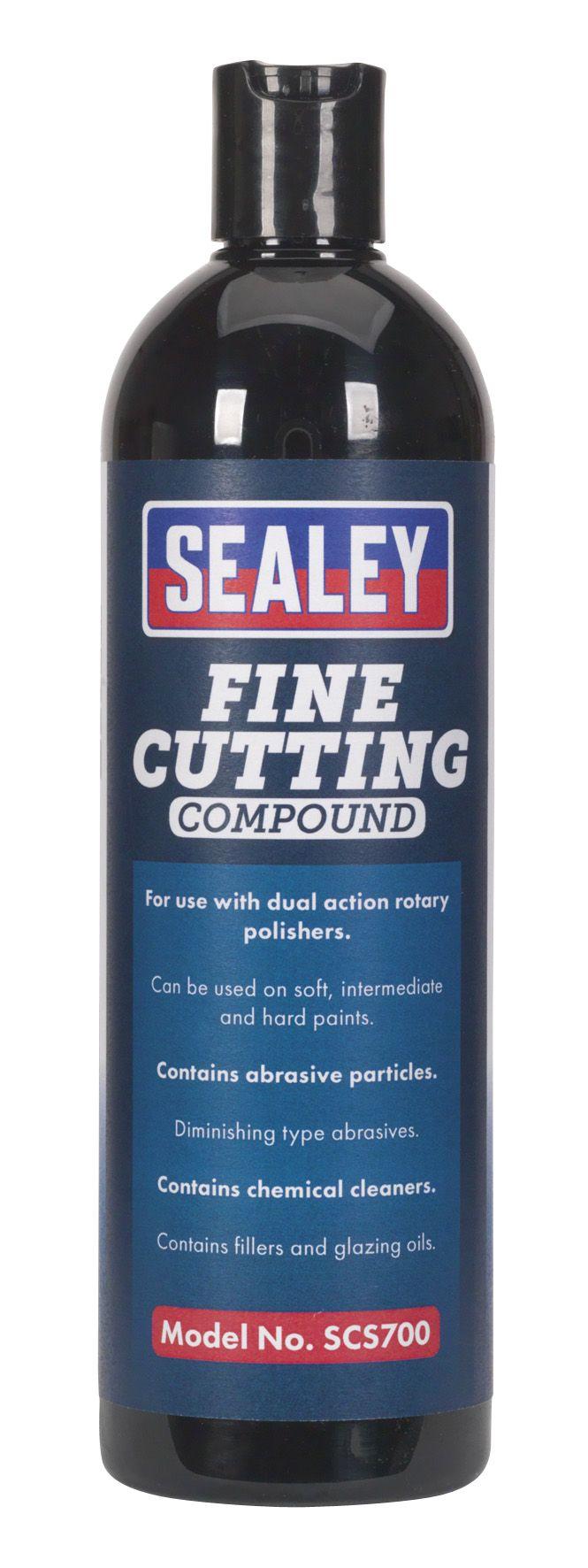 Sealey Cutting Compound Fine 500ml