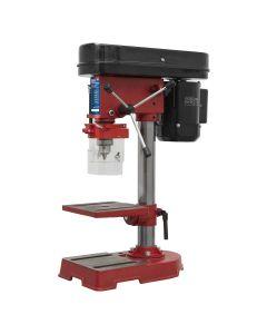 Sealey Pillar Drill 5-Speed Hobby Model 580mm Height 350W/230V