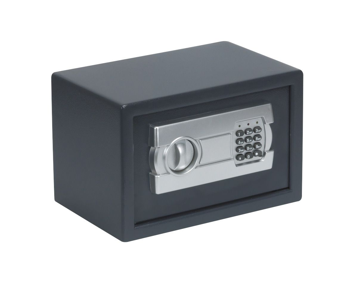 Sealey Electronic Combination Security Safe 310 x 200 x 200mm