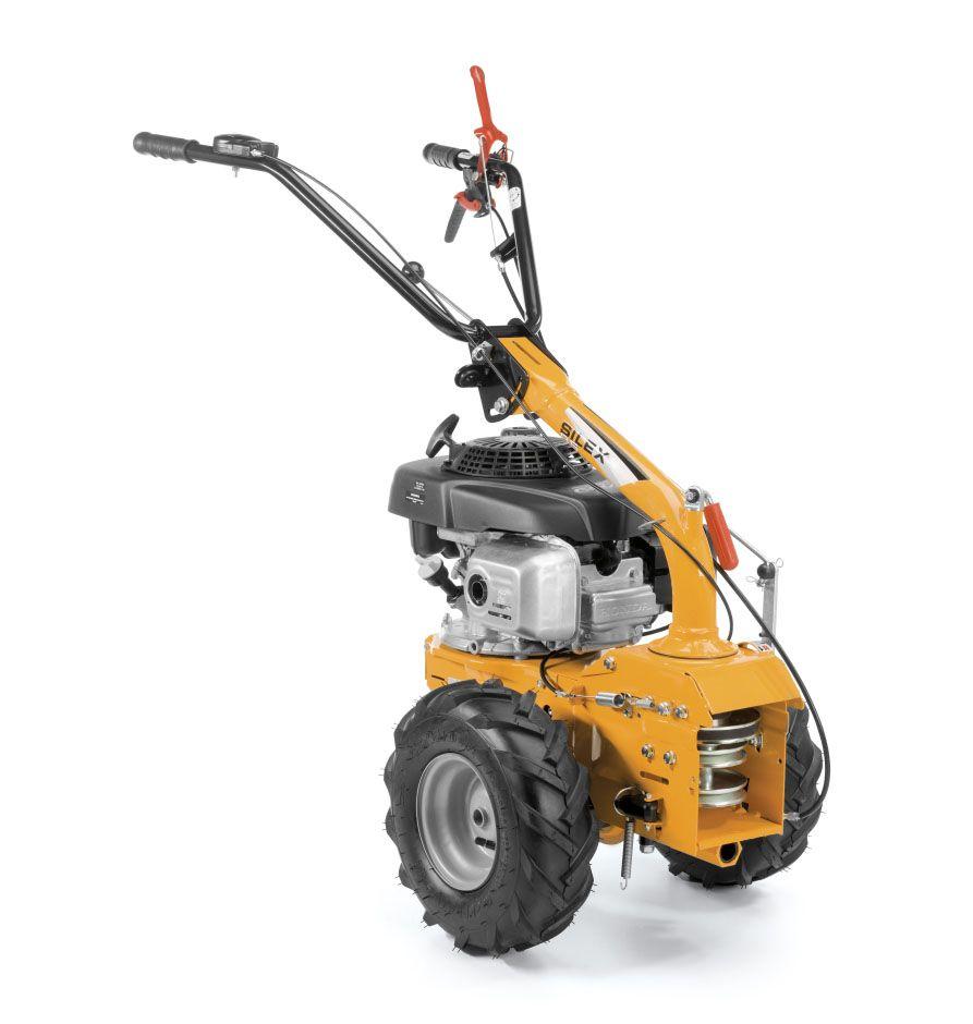 Stiga Silex 95H Multipurpose Petrol Tractor Unit