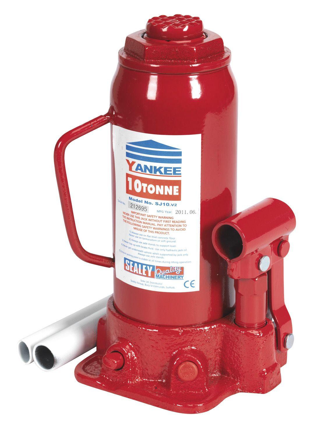 Sealey Hydraulic Bottle Jacks