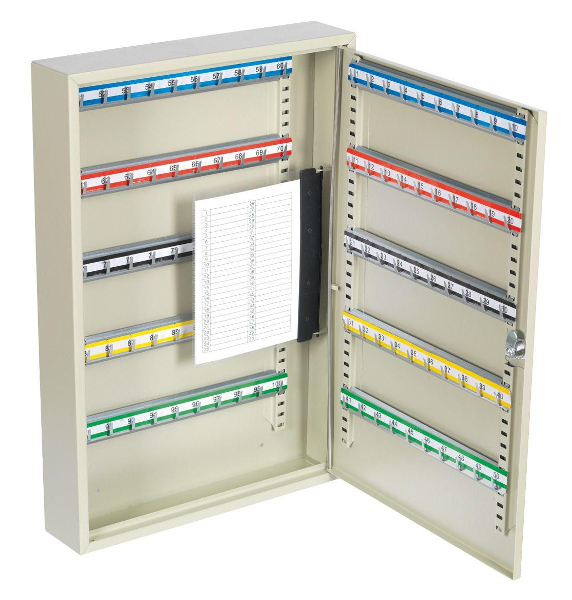 Sealey Key Cabinet 100 Key Capacity