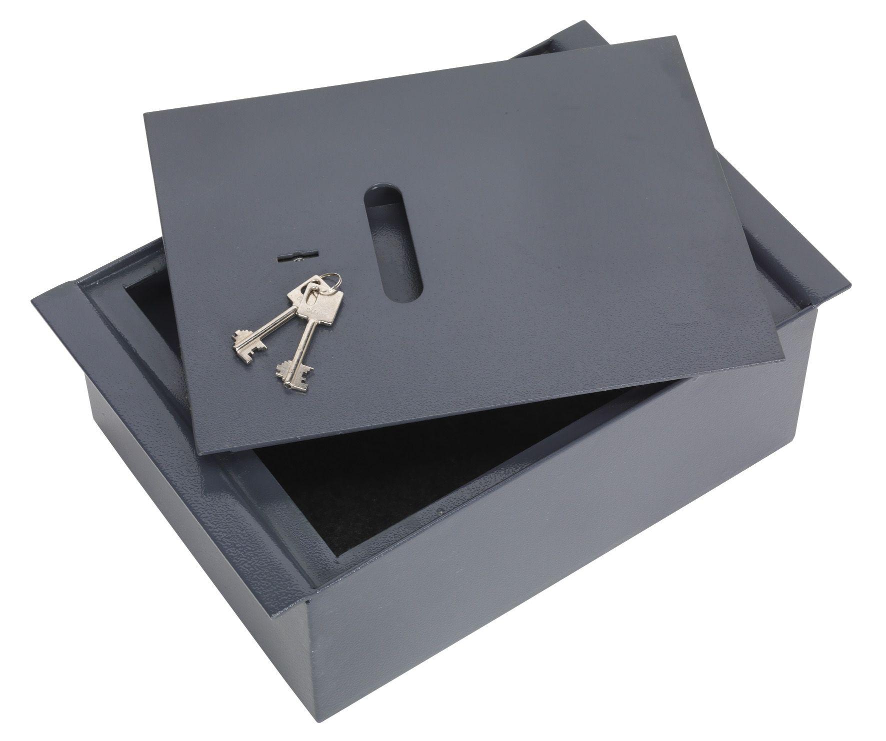 Sealey Key Lock Floor Safe 260 x 400 x 140mm