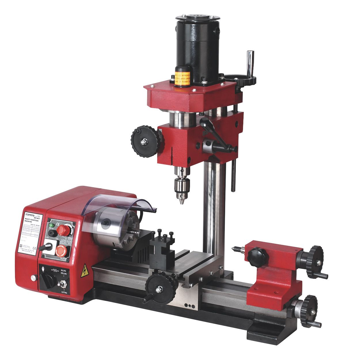 Sealey Mini Lathe & Drilling Machine