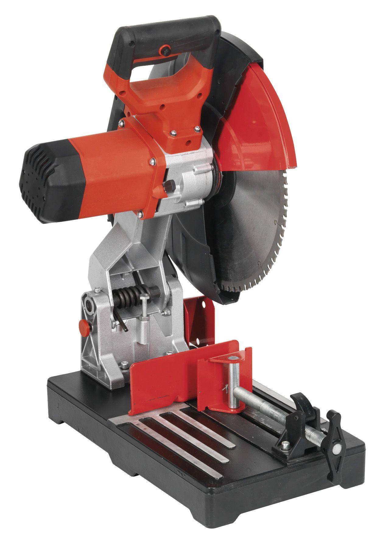 Sealey Cut-Off Machine Ø355mm 230V with Blade