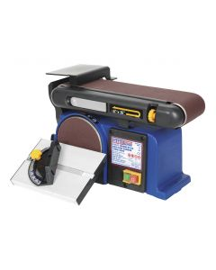 Sealey Belt/Disc Sander 100 x 915mm/Ø150 370W/230V