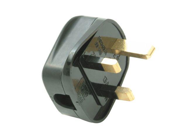 SMJ 13A 230 Volt Fused Plug