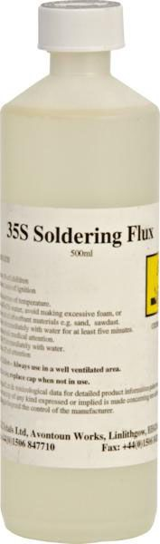 Soldering Flux Liquid 500ml