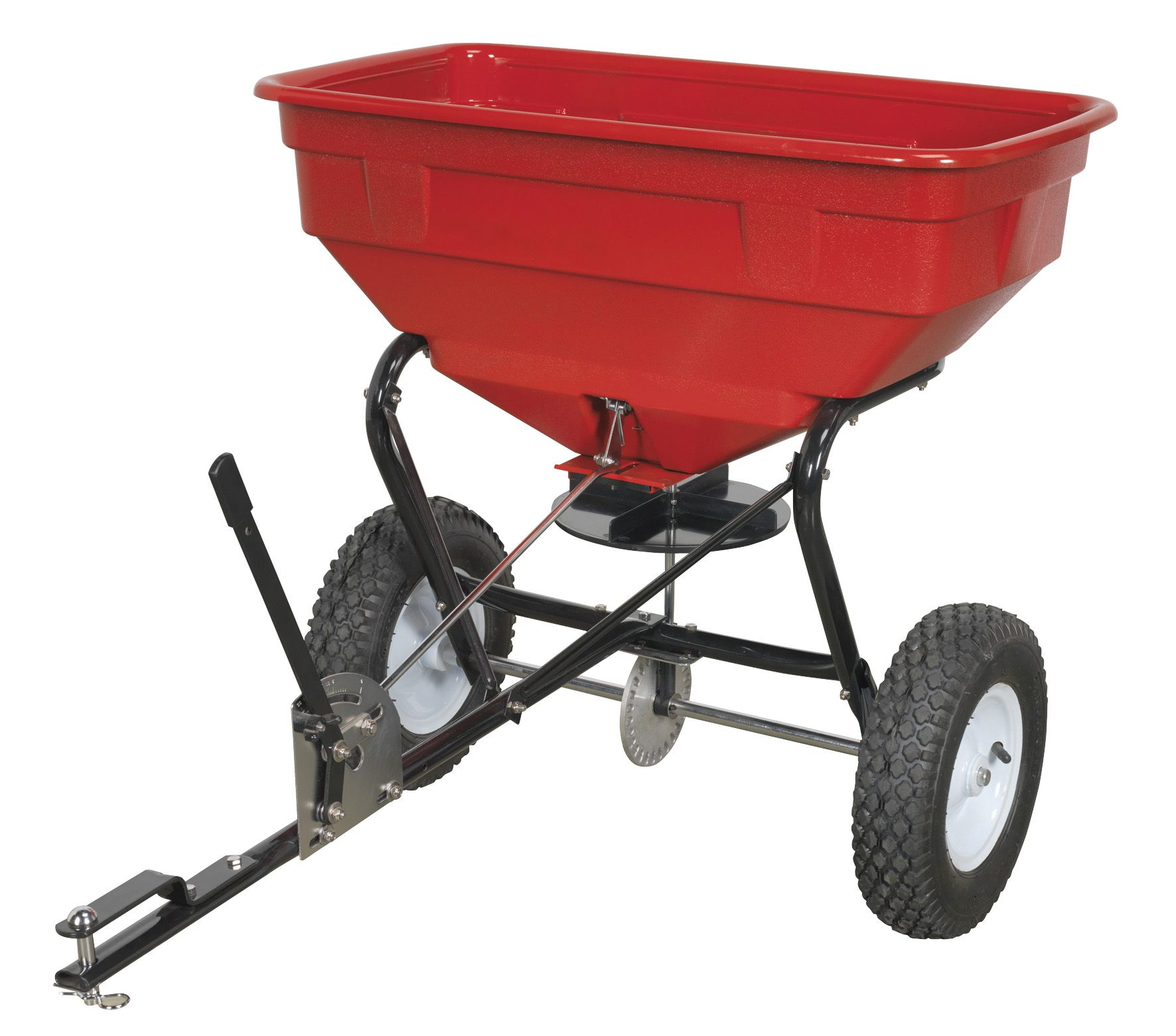 Sealey Broadcast Spreader 57kg Tow Behind