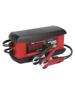Sealey Schumacher Intelligent Lithium Battery Charger 3Amp 12V