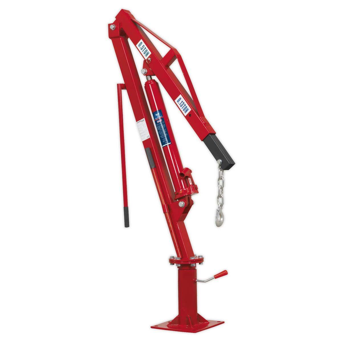Sealey Static Mounted Crane 900kg