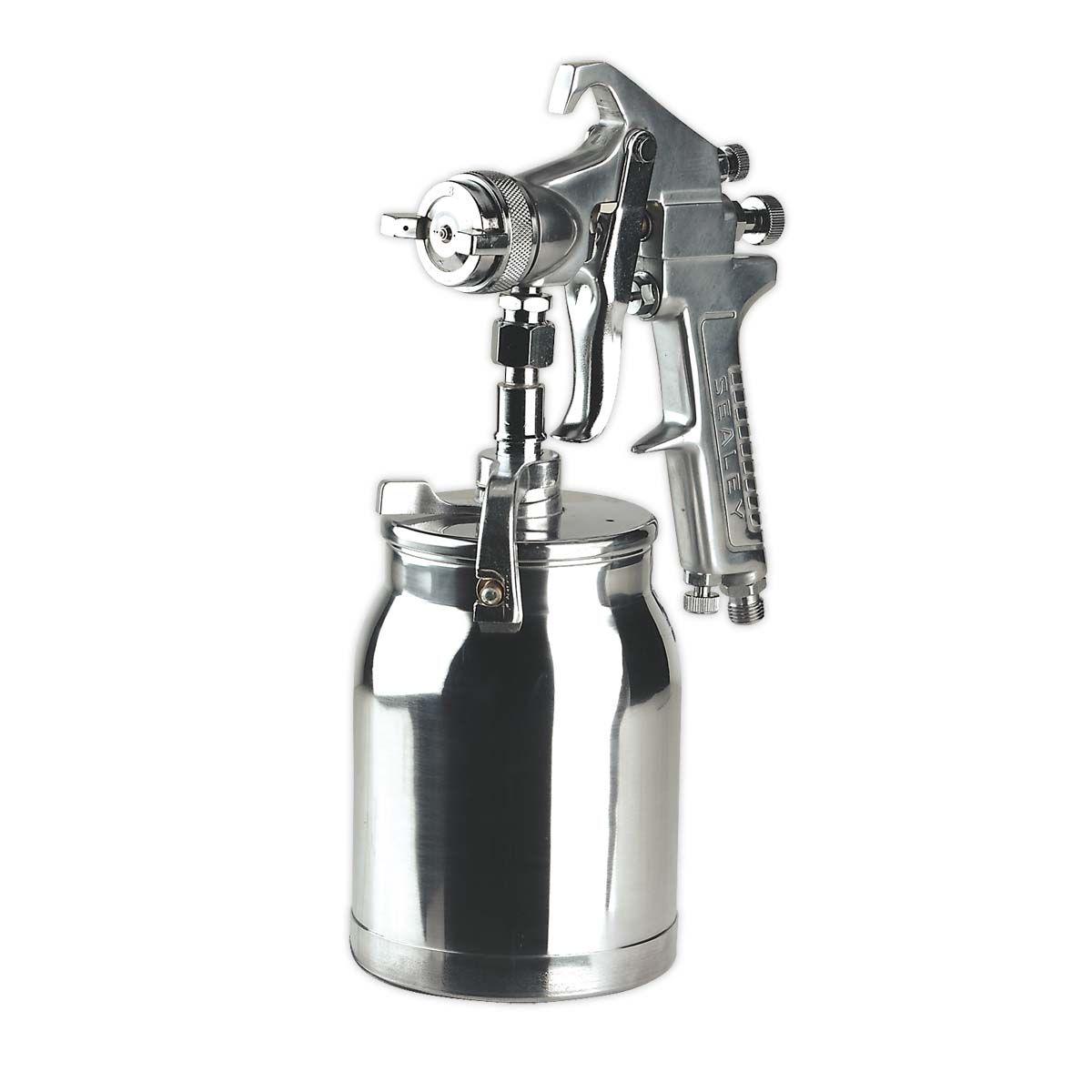 Sealey Spray Gun Suction Workshop Series 1.8mm Set-Up