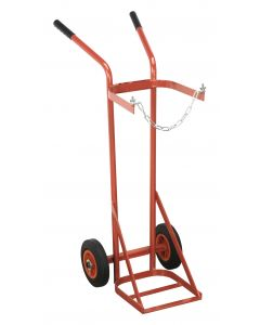 Sealey Welding Bottle Trolley - 1 Bottle