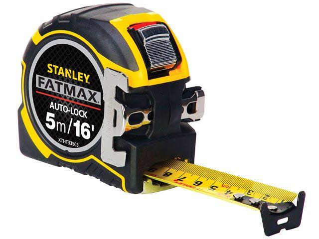 Stanley Tools FatMax Pro Autolock Tape