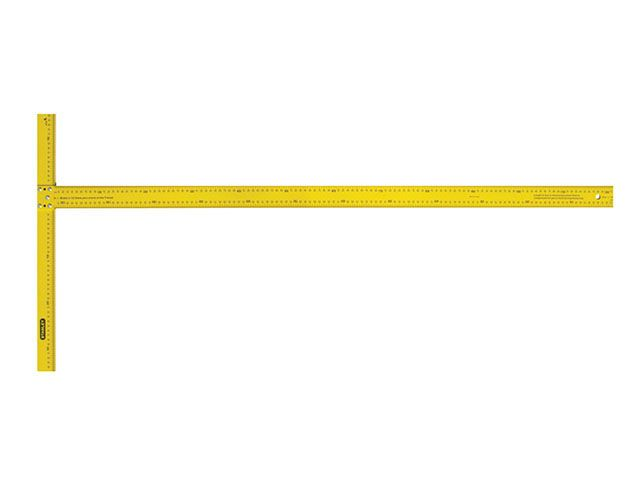 Stanley Tools Drywall T Square Metric 1220mm (4ft)
