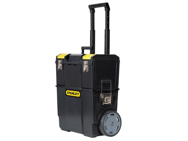 Stanley Tools 2-in-1 Mobile Work Centre
