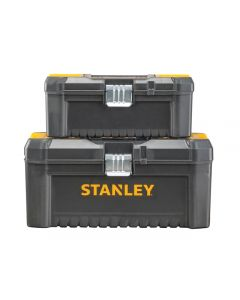 Stanley Tools Essential Toolbox Bonus Pack 32cm & 48cm