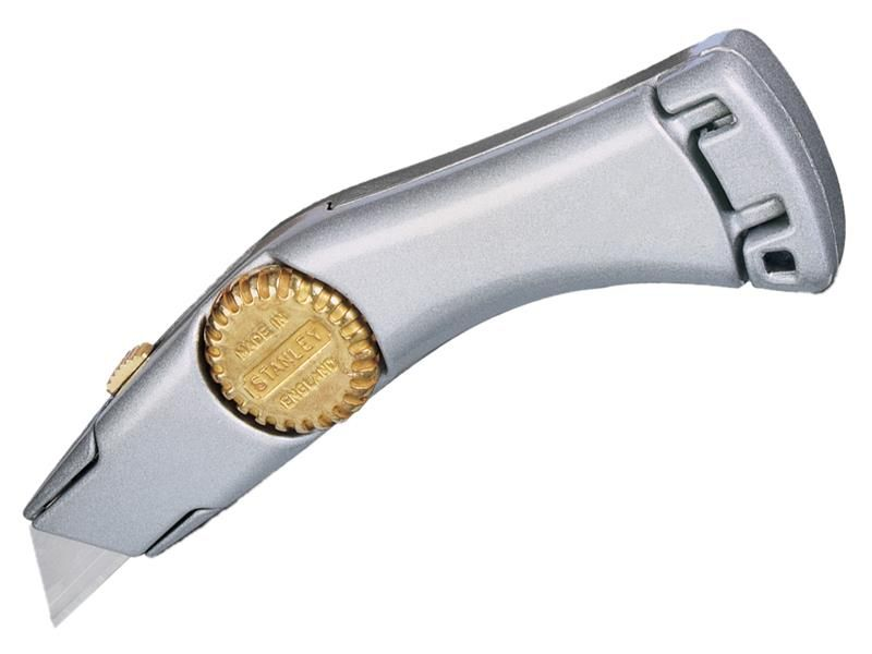 Stanley Tools Retractable Blade Heavy-Duty Titan Trimming Knife Carded