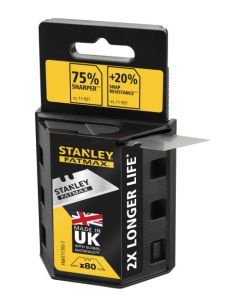 Stanley Tools FatMax Knife Blades 80 Pack