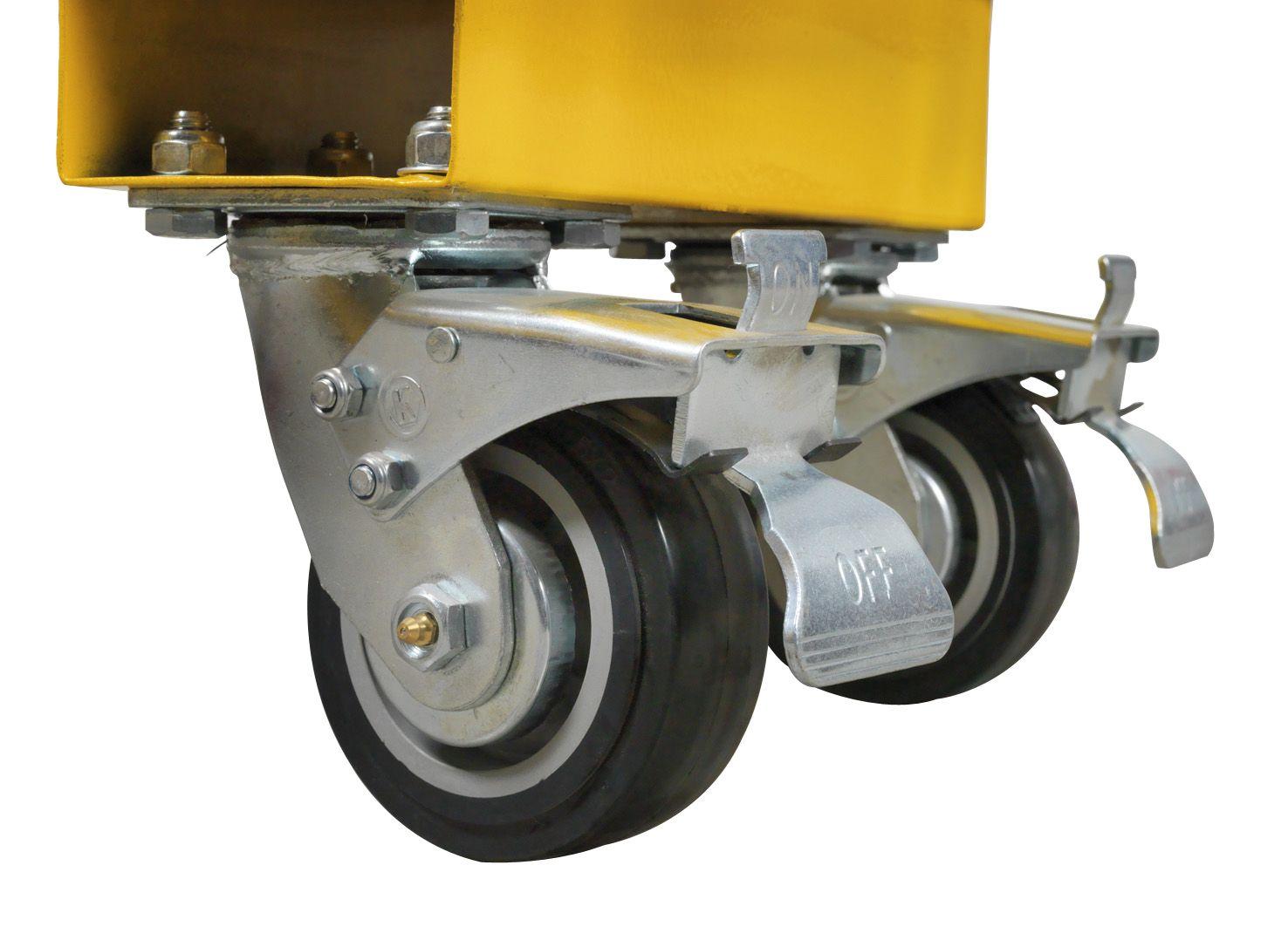 Sealey Castor Wheel Kit for SSB02E & STB03E