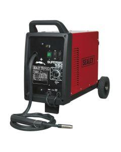 Sealey Supermig Professional MIG Welder 150Amp 230V
