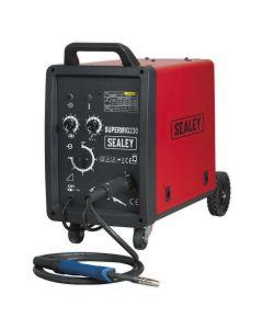 Sealey Supermig Professional MIG Welder 230Amp 230V with Binzel Euro Torch