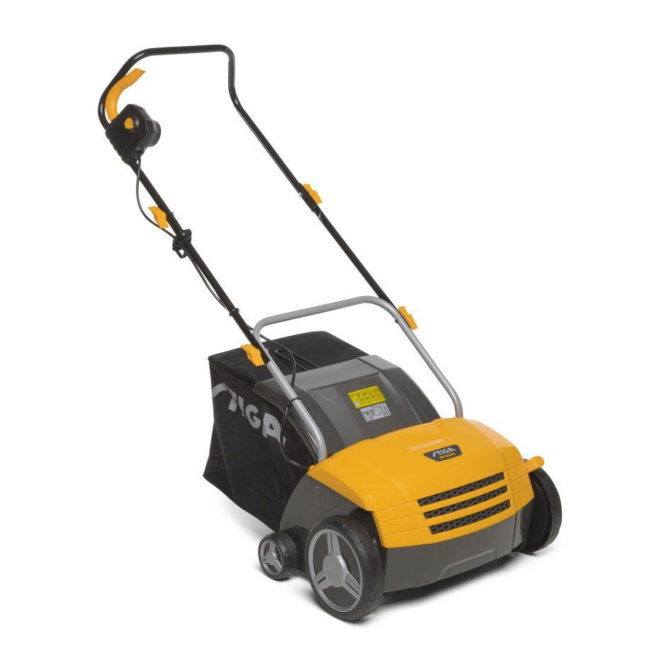 Stiga SV213E Electric Lawn Scarifier