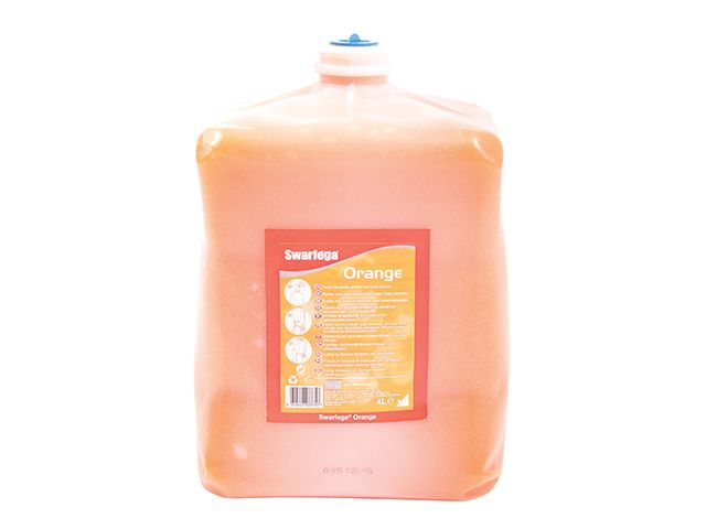 Swarfega Orange Hand Cleaner Cartridge 4 Litre