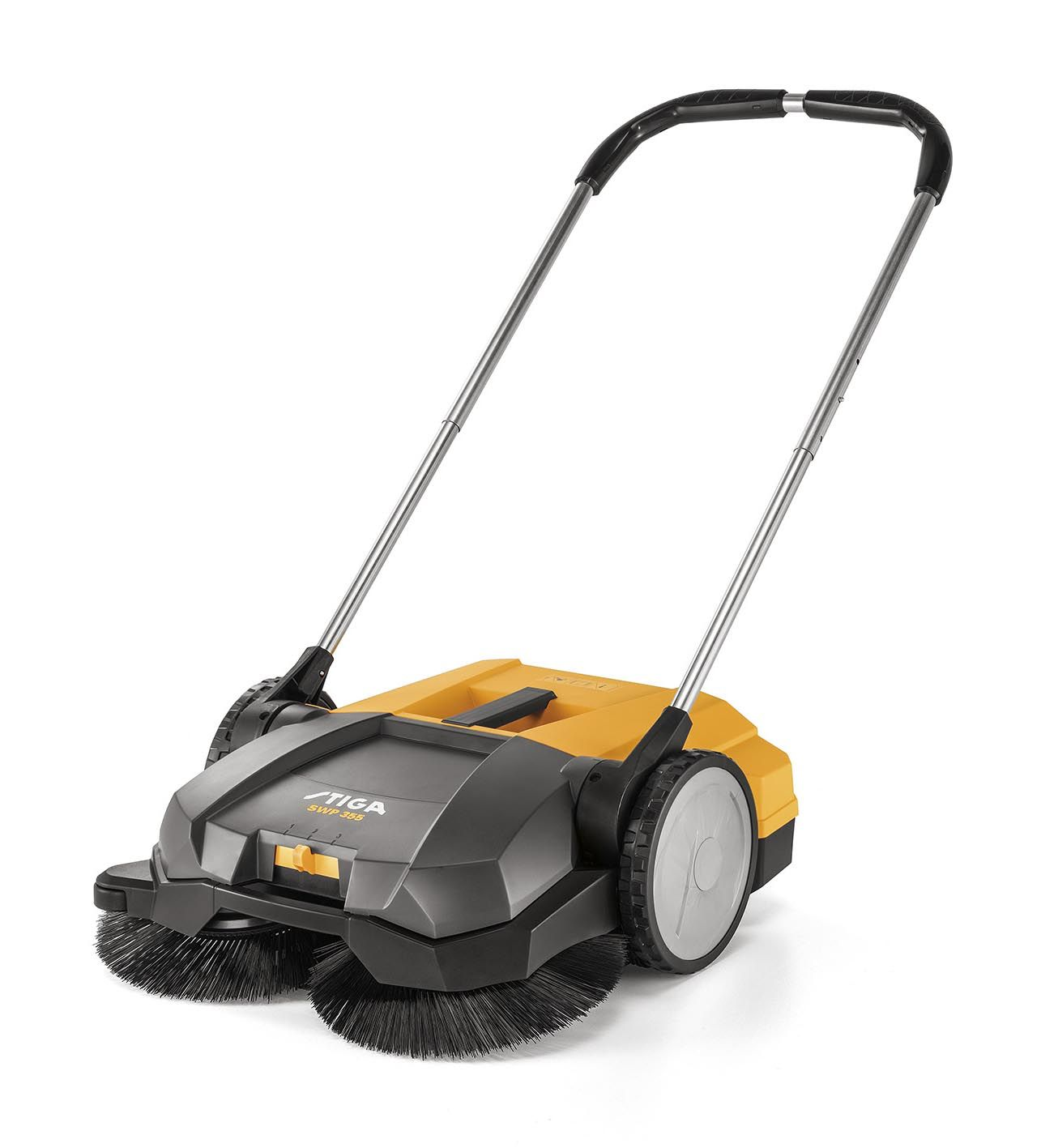 Stiga SWP355 55cm Push-Along Clearing Sweeper